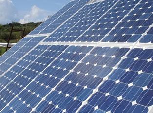太阳能 / 太陽能